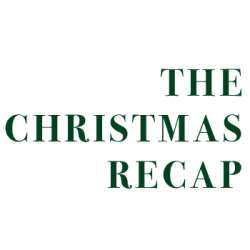 The Green's Christmas Recap