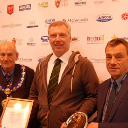 Green's goes for Gold at the NEC